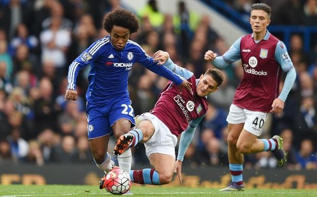 Chelsea v Aston Villa – Barclays Premier League