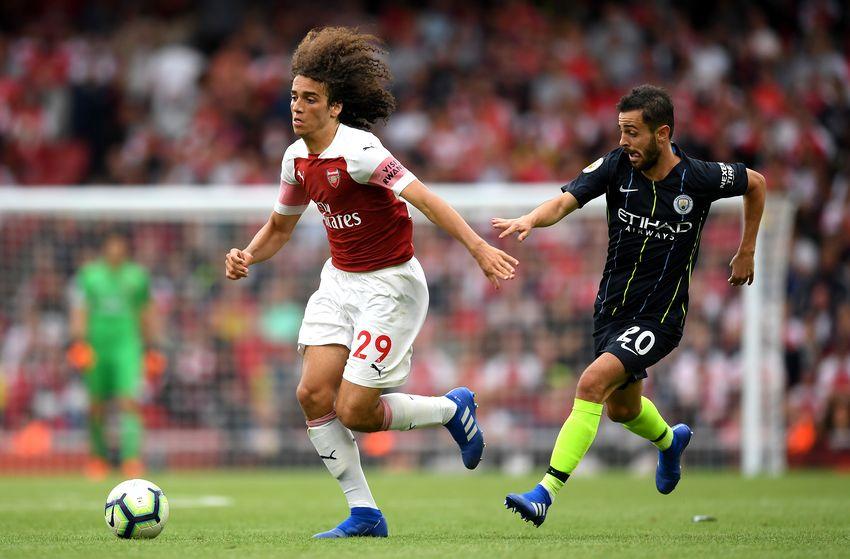 Arsenal FC v Manchester City – Premier League