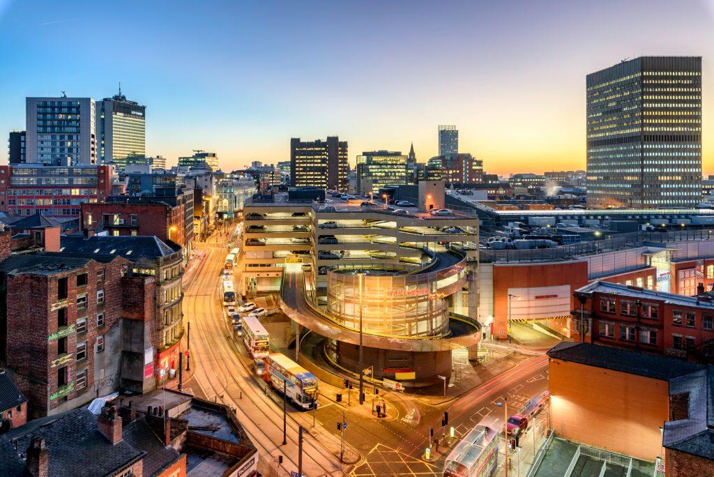 Manchester England