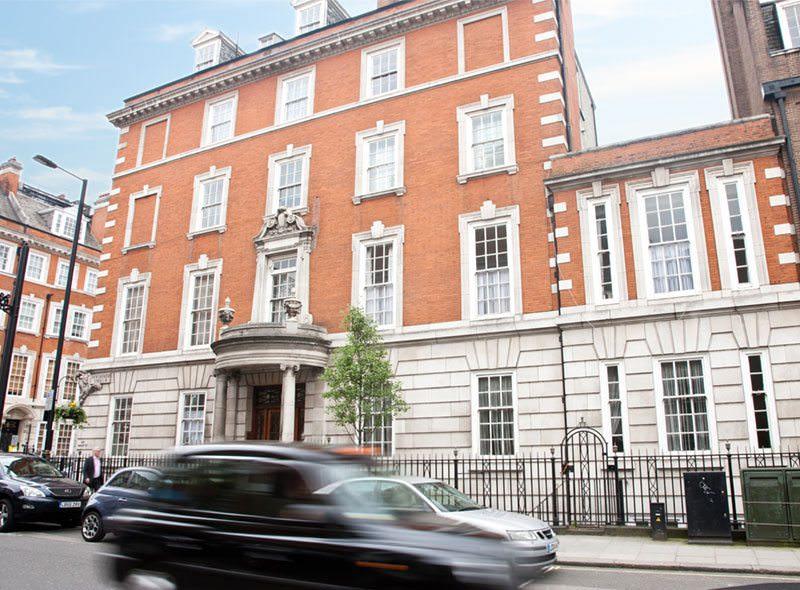 Apartment 8 at Cavendish House, Marylebone-1