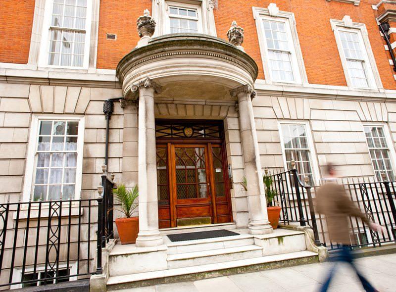 Apartment 8 at Cavendish House, Marylebone-7