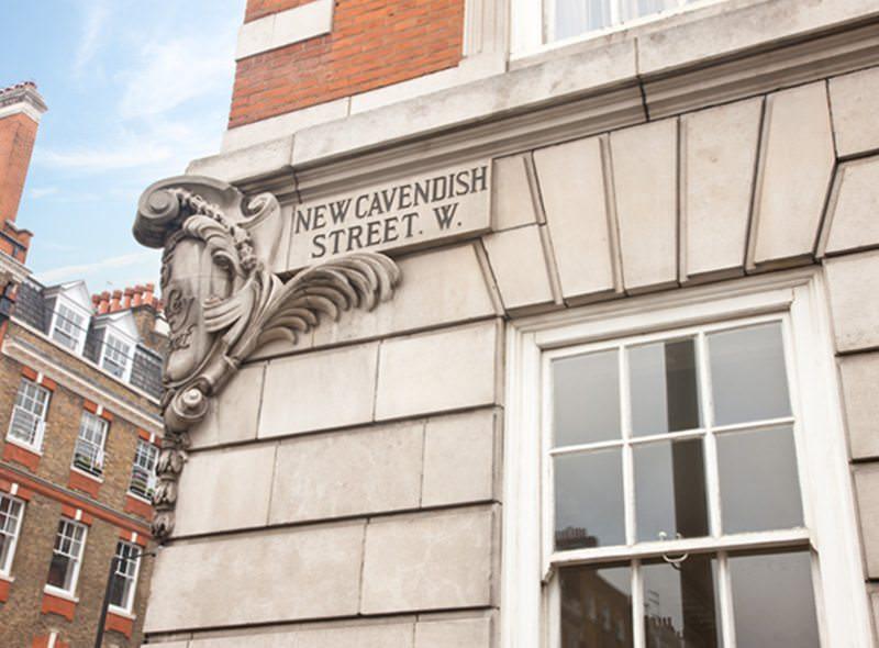 Apartment 8 at Cavendish House, Marylebone-9